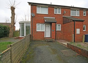 Thumbnail 1 bed end terrace house for sale in Lyndhurst, Skelmersdale