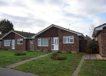 Thumbnail 2 bedroom detached bungalow to rent in Vine Walk, Capel St. Mary, Ipswich