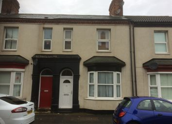 Thumbnail 3 bed terraced house to rent in Dixon Street, Stockton