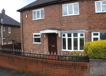 Thumbnail 3 bed semi-detached house to rent in Pinfold Avenue, Norton, Stoke-On-Trent