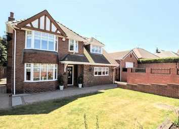 Thumbnail 5 bed detached house for sale in Common Road, South Kirkby, Pontefract