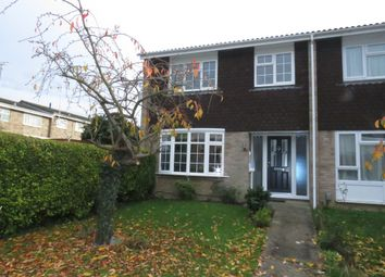 3 bed end terrace house for sale in Dorset Avenue, Great Baddow, Chelmsford CM2