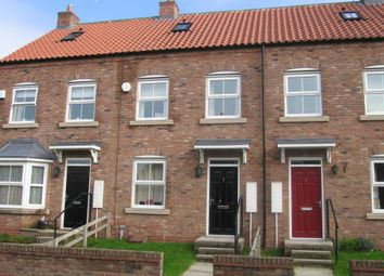 Thumbnail 3 bed town house to rent in Windsor Way, Quaker Lane, Northallerton