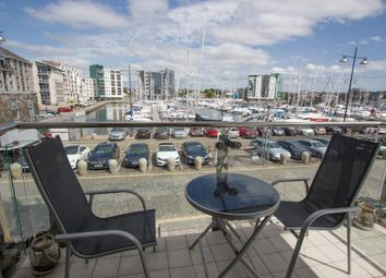 Thumbnail 2 bedroom flat for sale in Vauxhall Street, Plymouth
