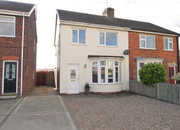 Thumbnail 3 bed semi-detached house for sale in Northlands Road, Winterton, Scunthorpe