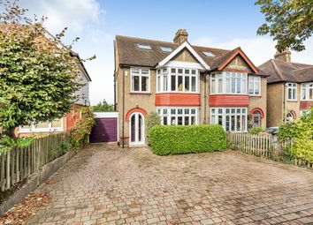 Thumbnail 4 bed semi-detached house for sale in Shrewsbury Lane, London
