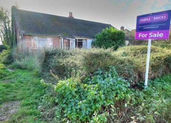 Thumbnail 4 bed semi-detached bungalow for sale in Browick Road, Wymondham