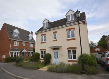 Thumbnail 4 bed property for sale in Elder Close, Witham St Hughs, Lincoln