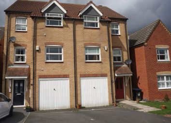 Thumbnail 4 bed town house for sale in Ewehurst Road, Dipton, Stanley
