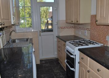 Thumbnail 3 bed flat to rent in Thurbarn Road, London