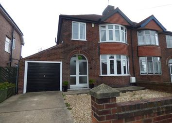 Thumbnail 3 bed semi-detached house for sale in Thoresby Avenue, Kirkby-In-Ashfield, Nottinghamshire