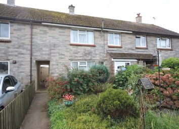 Thumbnail 3 bed terraced house for sale in Butts Close, Chawleigh, Chulmleigh