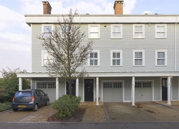 Thumbnail 4 bedroom town house to rent in Portland Close, Worcester Park