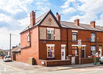 Thumbnail 3 bed end terrace house for sale in Swan Lane, Hindley Green, Wigan, Lancashire