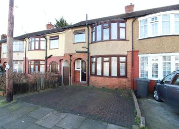 Thumbnail 3 bedroom terraced house for sale in Filmer Road, Luton
