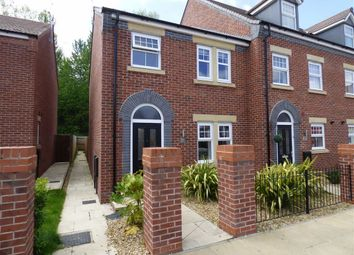 Thumbnail 3 bed end terrace house for sale in Western Way, Winnington, Northwich, Cheshire