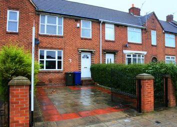 Thumbnail 3 bed property to rent in Cedar Road, Fenham, Newcastle Upon Tyne