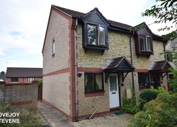 Thumbnail 2 bed semi-detached house to rent in Saffron Meadow, Calne