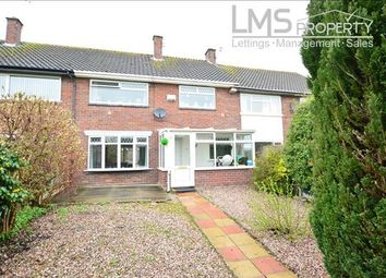 Thumbnail 3 bed terraced house to rent in Brindley Avenue, Winsford