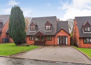 Thumbnail 5 bed detached house for sale in Merewood, Skelmersdale