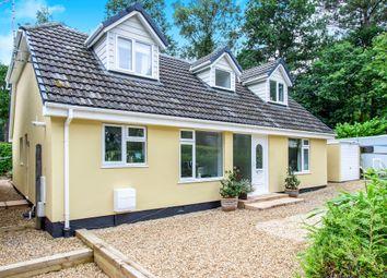 Thumbnail 5 bed bungalow for sale in Beaufoys Avenue, Ferndown