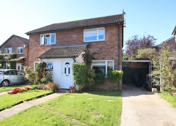 Thumbnail 2 bed semi-detached house for sale in Ditchbury, Lymington, Hampshire