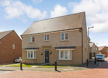 Thumbnail 4 bed detached house for sale in Cook Crescent, Motherwell, North Lanarkshire, Scotland