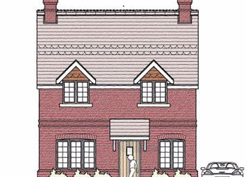Thumbnail 3 bed detached house for sale in Newbury Road, Hermitage, Thatcham