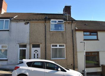 Thumbnail 3 bed terraced house for sale in Railway Terrace, Gilfach, Bargoed
