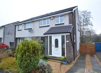 Thumbnail 3 bed semi-detached house for sale in Earlsburn Rd, Lenzie
