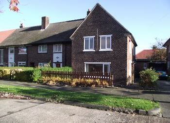 Thumbnail 3 bed end terrace house to rent in Cotswold Road, Birkenhead