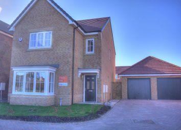 Thumbnail 4 bed detached house for sale in St. Nicholas Drive, Bedlington