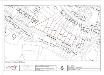 Thumbnail Land for sale in New School Road, Garnant, Ammanford, Carmarthenshire.