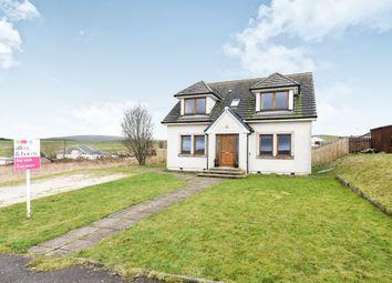 Thumbnail 4 bedroom detached house for sale in Burnside, New Cumnock, Cumnock