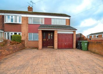 Thumbnail 3 bed semi-detached house for sale in Feckenham Road, Astwood Bank, Redditch