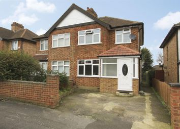 Thumbnail 3 bed semi-detached house for sale in Harvey Road, Hillingdon