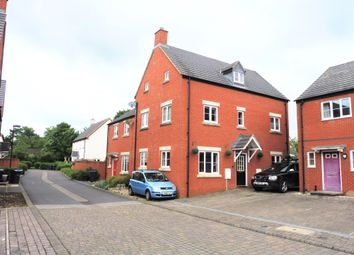 Thumbnail 4 bed detached house for sale in Dowse Road, Devizes