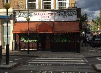 Thumbnail Restaurant/cafe for sale in Lisson Grove, London