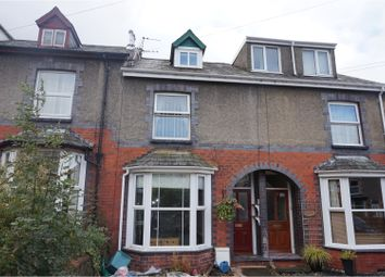 Thumbnail 2 bed terraced house for sale in Valley Road, Llanfairfechan
