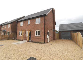 Thumbnail 4 bedroom detached house for sale in Ashwicken Road, Plot 3, Pott Row, King's Lynn
