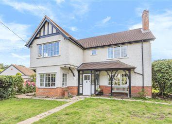 Grenadier Road, Ash Vale, Aldershot, Surrey GU12. 4 bed detached house