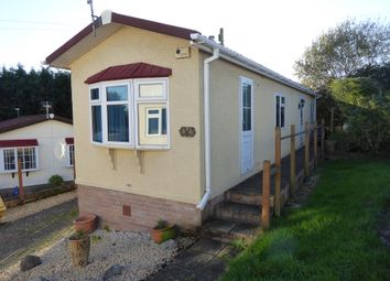Thumbnail 2 bed mobile/park home for sale in Horsepath Park, Gidley Way, Horsepath, Oxford, Oxon