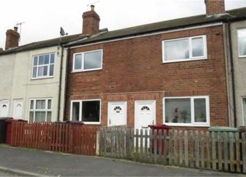 Thumbnail 3 bed terraced house to rent in Duke Street, Creswell, Worksop, Nottinghamshire