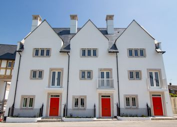 Thumbnail 3 bedroom town house for sale in St John Way, Poundbury