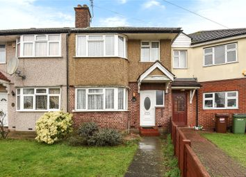 Thumbnail 3 bed terraced house for sale in Lynwood Close, Harrow, Middlesex