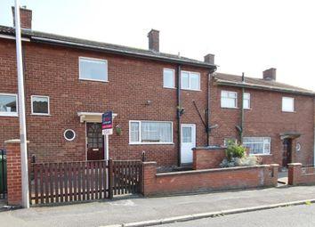 Thumbnail 3 bed terraced house for sale in Poplar Avenue, Kirkham, Preston, Lancashire