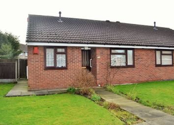 Thumbnail 2 bed semi-detached bungalow for sale in Invincible Close, Bootle, Liverpool
