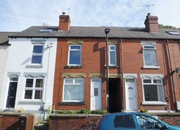 Thumbnail 4 bed terraced house for sale in Hackthorn Road Woodseats, Sheffield