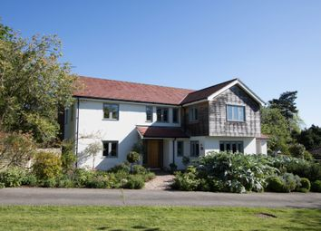 Thumbnail 5 bed detached house for sale in Roman Way, Littlebury, Saffron Walden