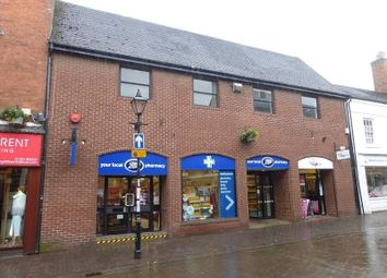 Thumbnail Retail premises for sale in 18-20 High Street Stone, Staffordshire